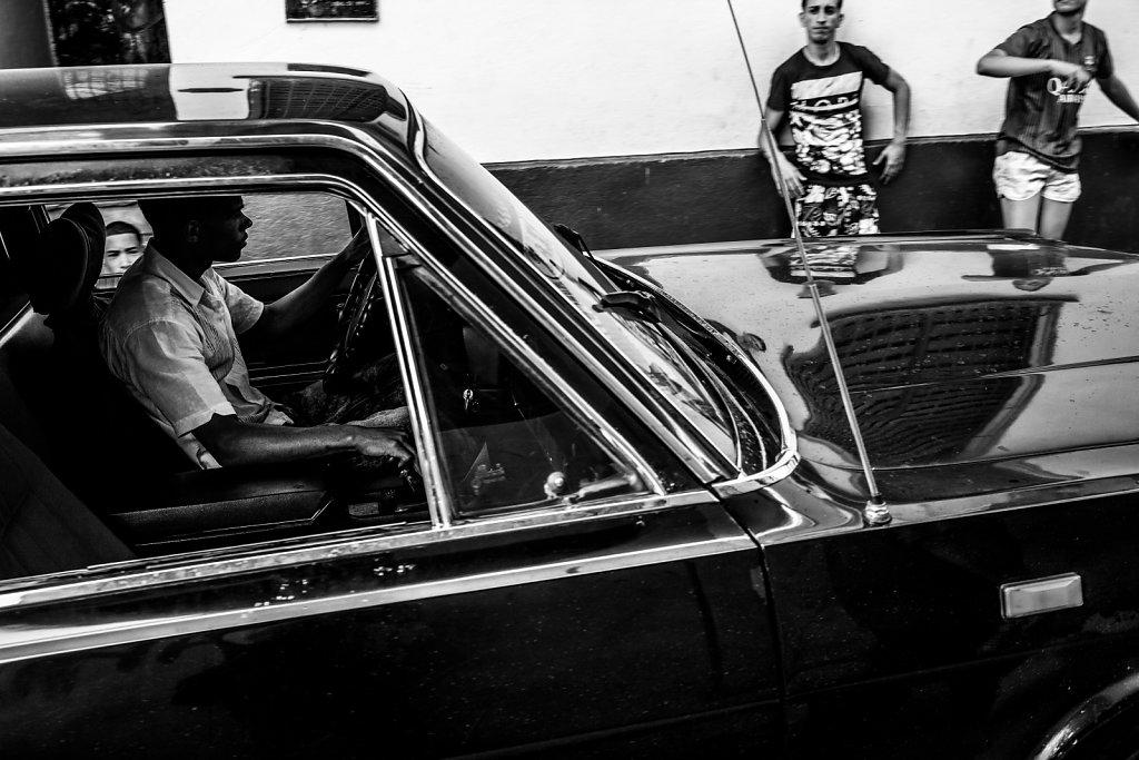 Black Limousine